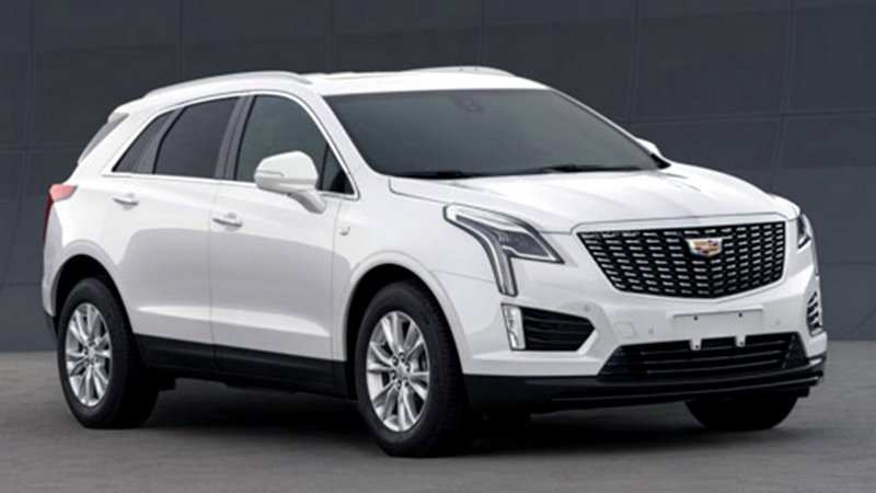 51 Best 2020 Cadillac Xt5 Pictures Review And Release Date