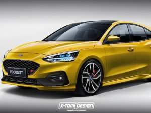 51 Best Ford Focus St 2020 Release Date and Concept