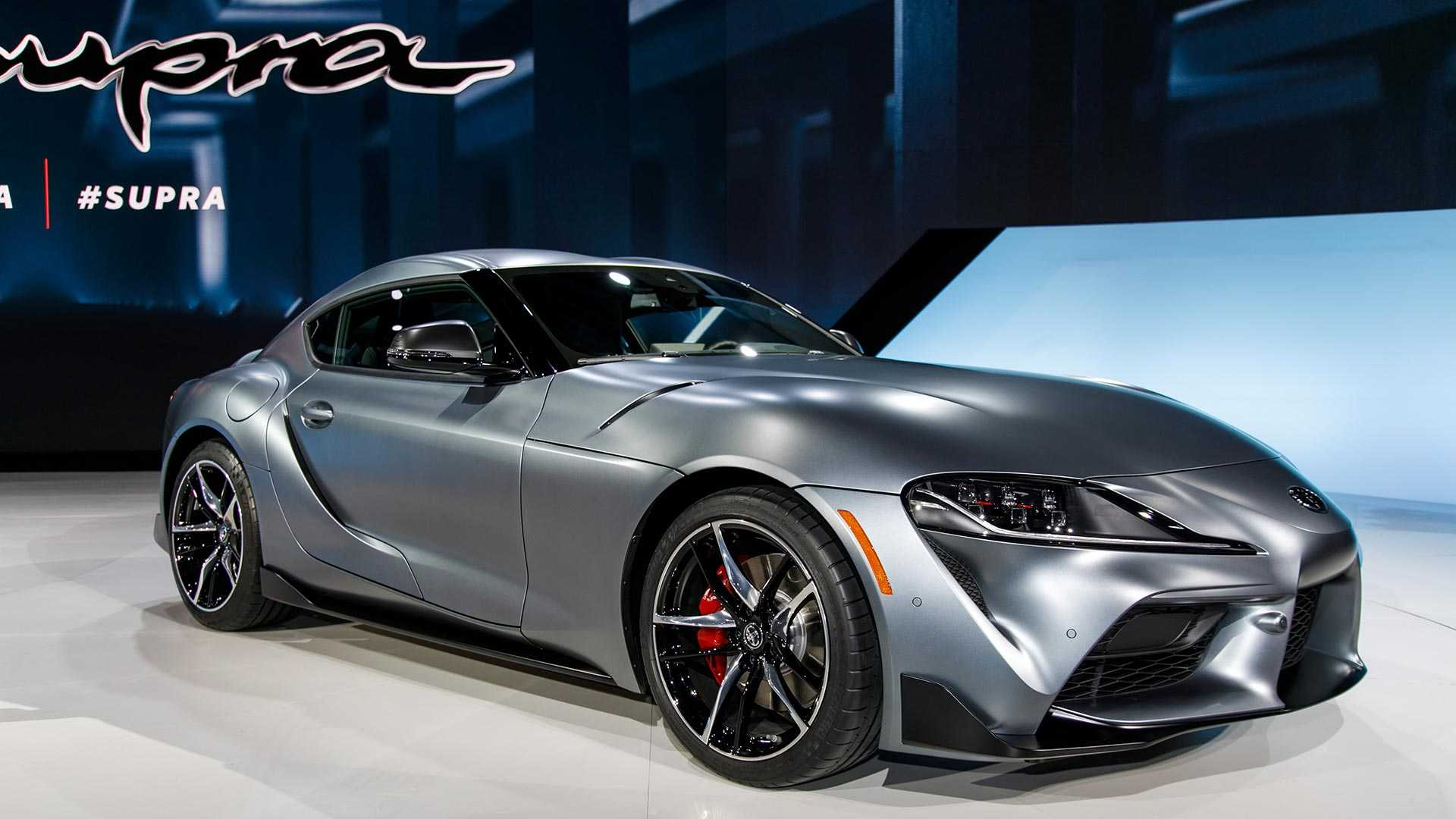 51 Best Images Of 2020 Toyota Supra Concept