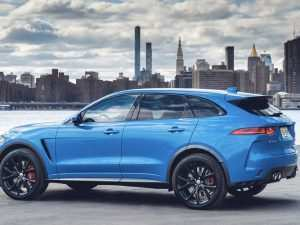51 New 2019 Jaguar Pace Exterior