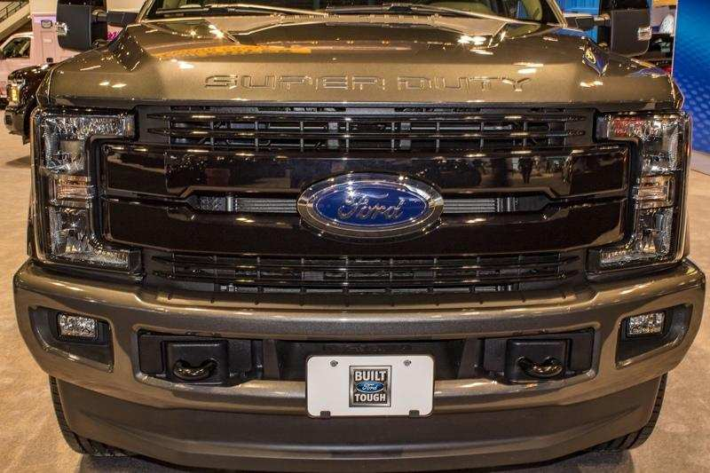 51 New 2020 Ford F350 Spesification