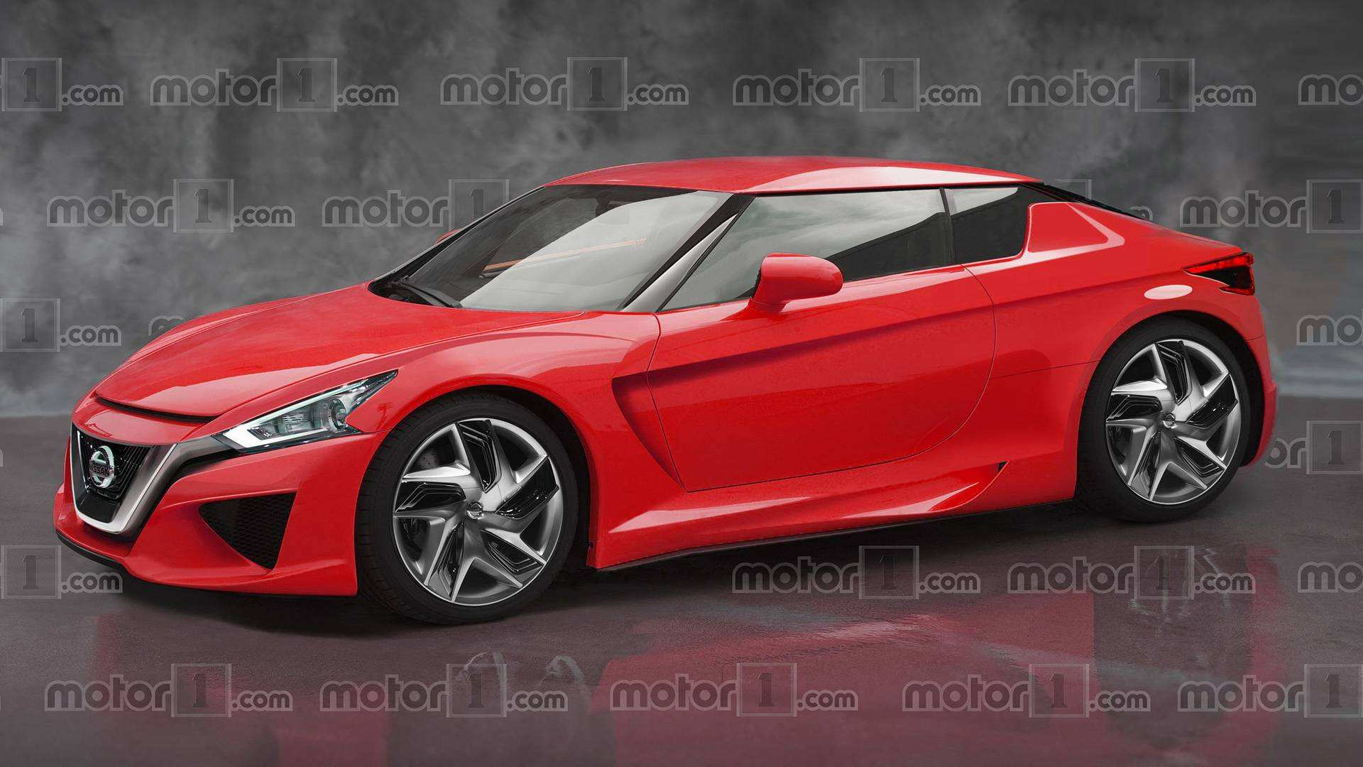 51 New 2020 Nissan Z Redesign Concept And Review