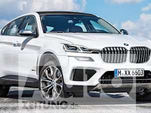 51 New BMW X6 2020 Release Date Interior
