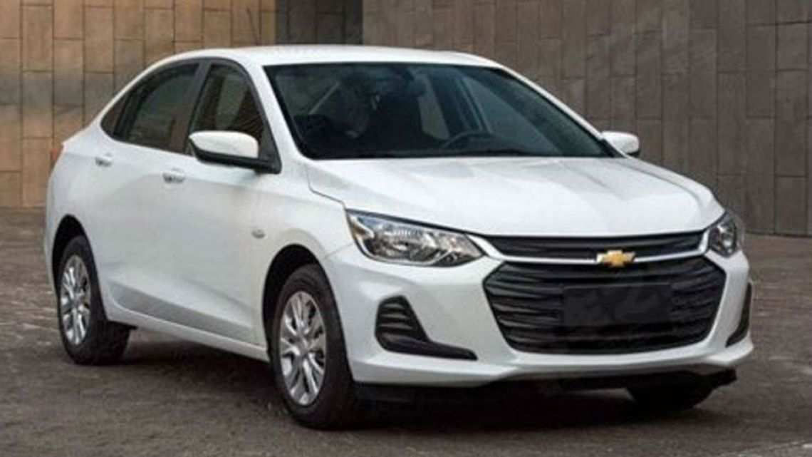 51 New Chevrolet Onix 2020 Redesign And Review