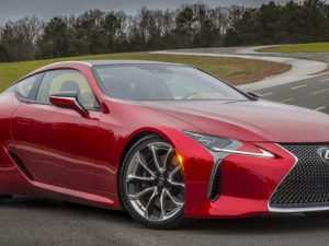51 New Lc Lexus 2019 New Review