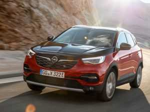 51 New Opel Grandland 2020 Redesign and Concept