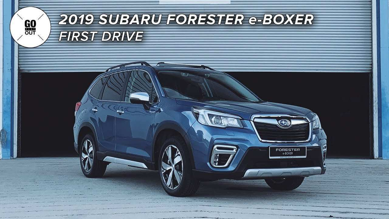 51 New Subaru Forester 2019 Hybrid Spesification
