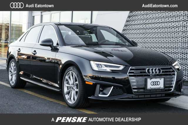 51 The 2019 Audi A4 For Sale Interior