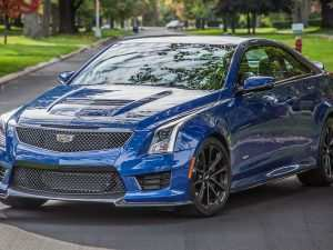 51 The 2019 Cadillac Ats Coupe Price and Release date