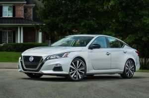 51 The 2019 Nissan Altima News New Review