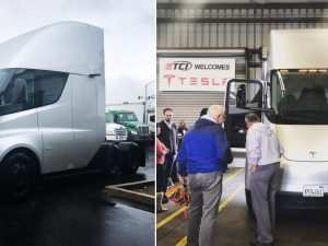 51 The 2019 Tesla Semi Truck Ratings