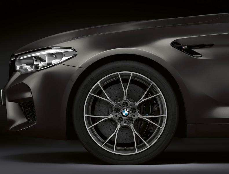 51 The 2020 BMW M5 Edition 35 Years Exterior