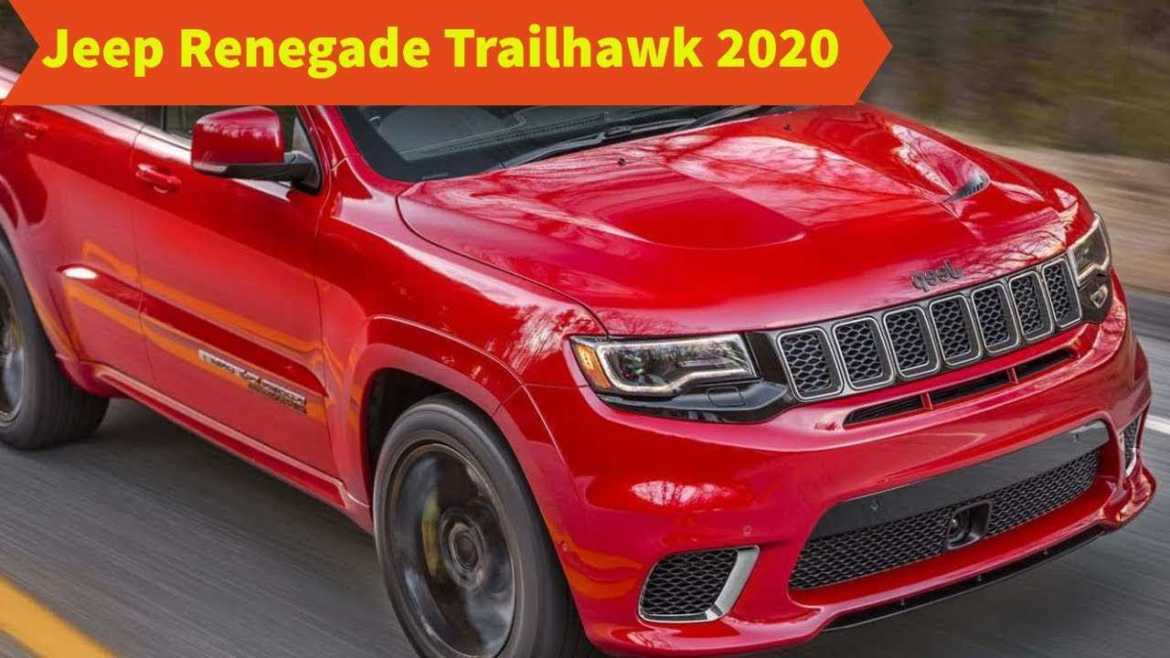 51 The 2020 Jeep Grand Cherokee Youtube Style