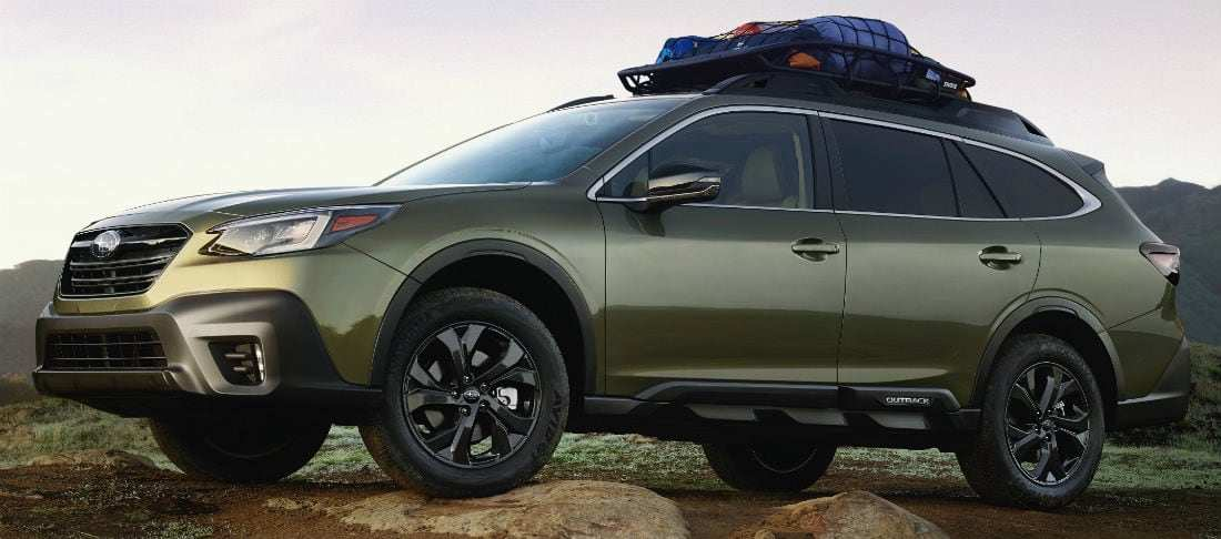51 The 2020 Subaru Outback Turbo Pictures