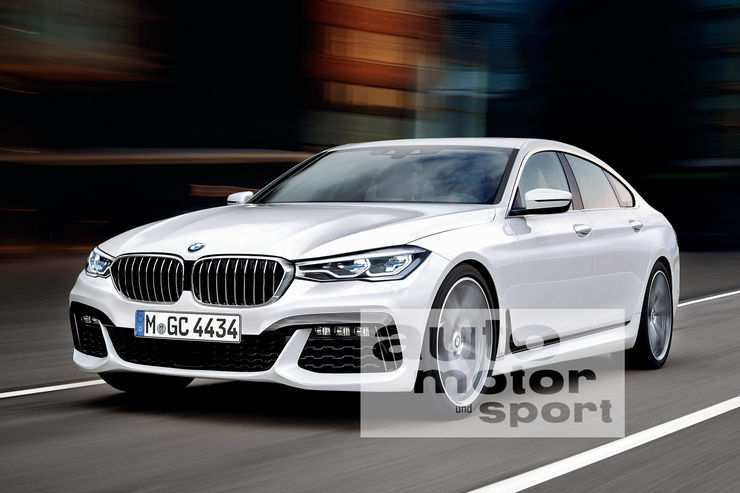 51 The BMW Gran Coupe 2020 Concept