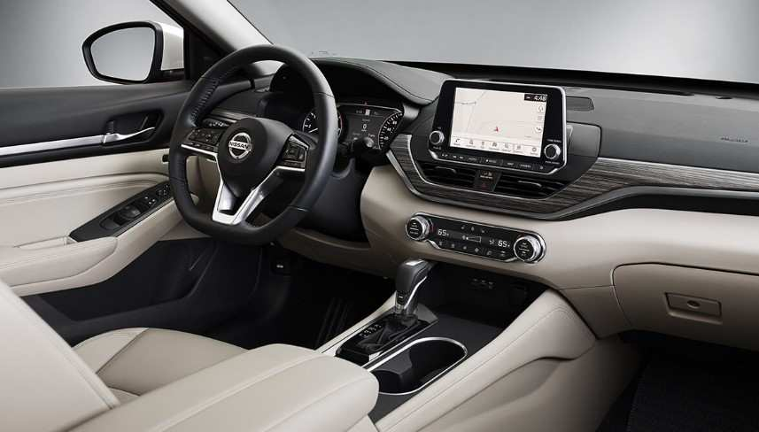 51 The Best 2020 Nissan Altima Interior Model