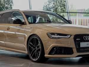 51 The Best Audi Rs6 2020 Performance and New Engine