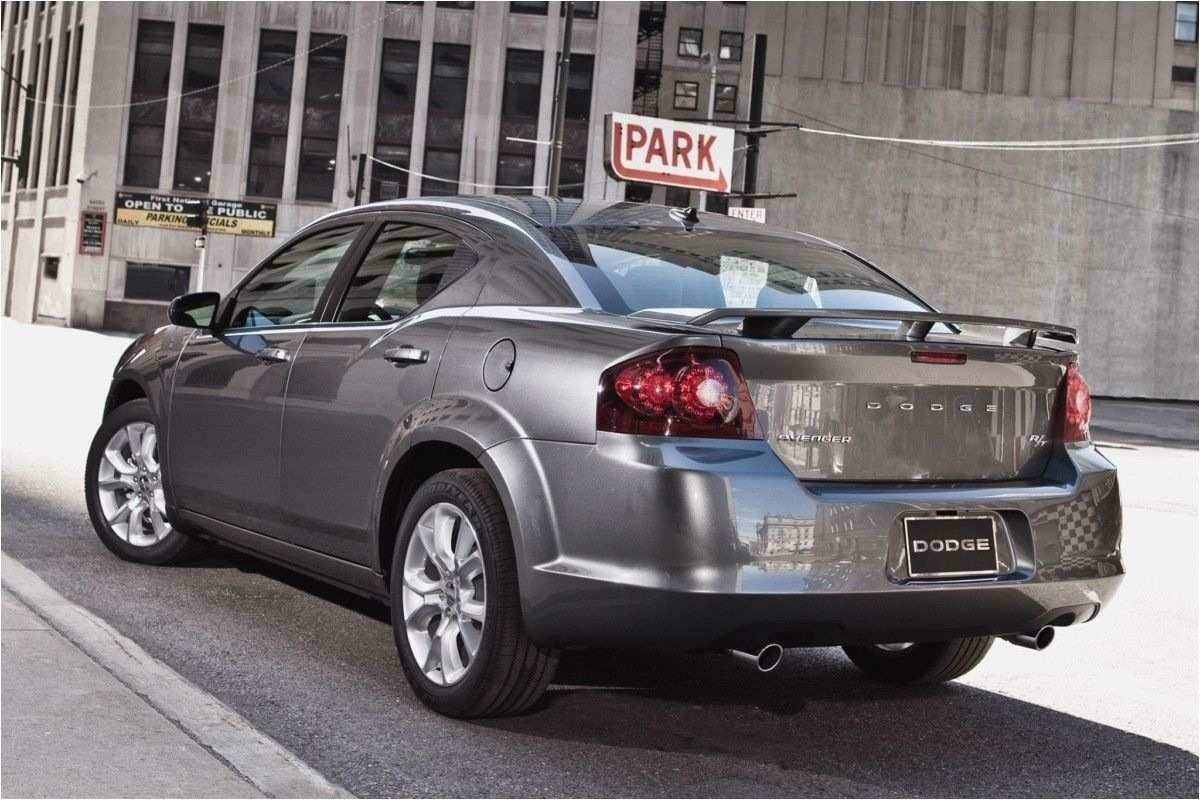 51 The Best Dodge Avenger 2020 Price and Release date