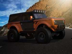 51 The Best Ford Bronco 2020 Pictures Interior