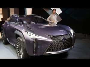 51 The Best Lexus Ux 2020 Redesign and Concept