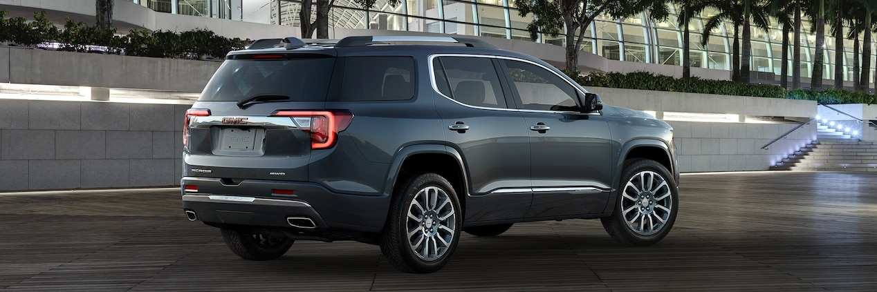 51 The Best New Gmc Acadia 2020 Configurations