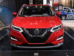 51 The Best Nissan Rogue 2020 Canada Redesign and Concept