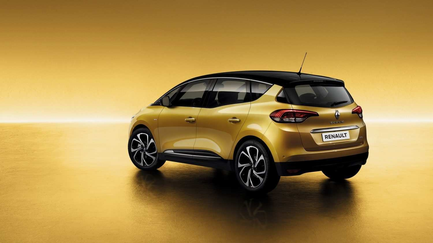 51 The Best Renault Scenic 2019 Spy Shoot