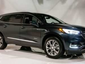 51 The Buick Enclave 2020 Colors Exterior and Interior