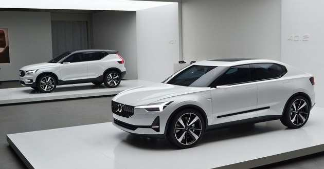 51 The Electric Volvo 2019 Performance