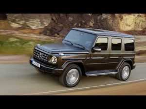 51 The G500 Mercedes 2019 Style