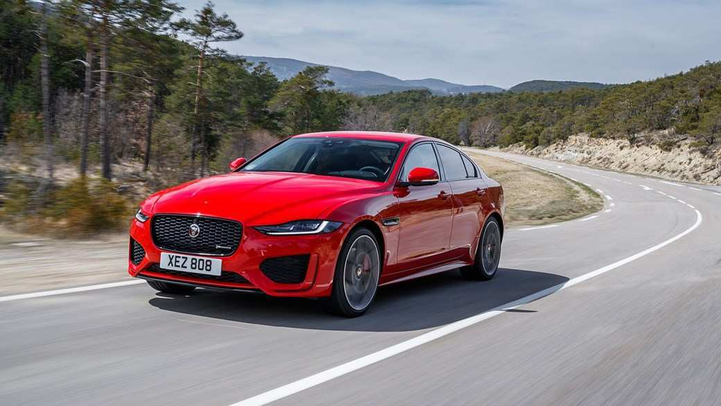 51 The Jaguar Xe 2020 Lease New Review
