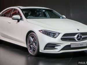 51 The Mercedes 2019 Malaysia Exterior and Interior