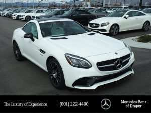 51 The Mercedes Slc 2019 History