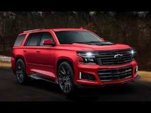 51 The New Chevrolet Tahoe 2020 Overview