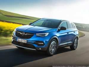 51 The Opel Grandland X Hybrid 2020 New Concept