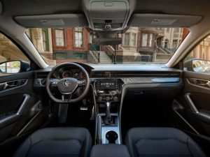 51 The Volkswagen Passat 2020 Interior New Review