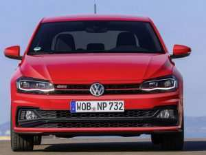 51 The Volkswagen Polo 2019 India Launch Performance