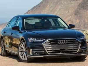 52 A 2019 Audi A8 Features Engine