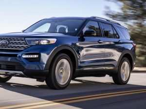 52 A 2020 Ford Explorer Limited Rumors