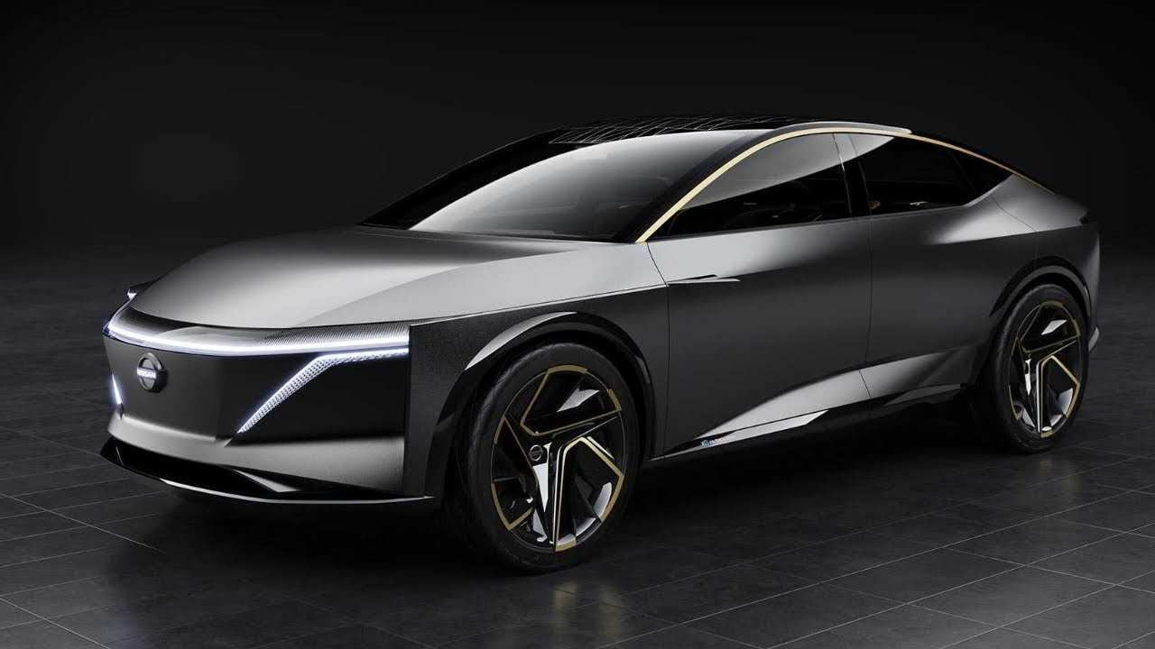 52 A 2020 Nissan Electric Release