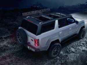 52 A 2020 Orange Ford Bronco Redesign and Concept