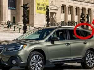 2020 Subaru Outback Spy Photos