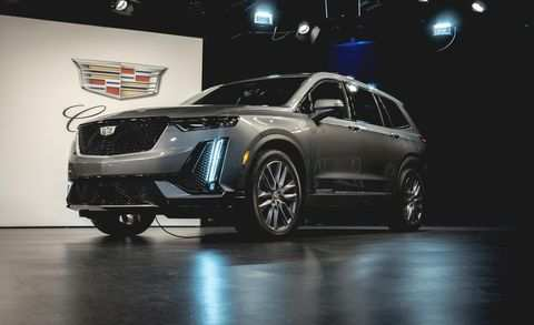 52 A Cadillac New Suv 2020 Concept And Review