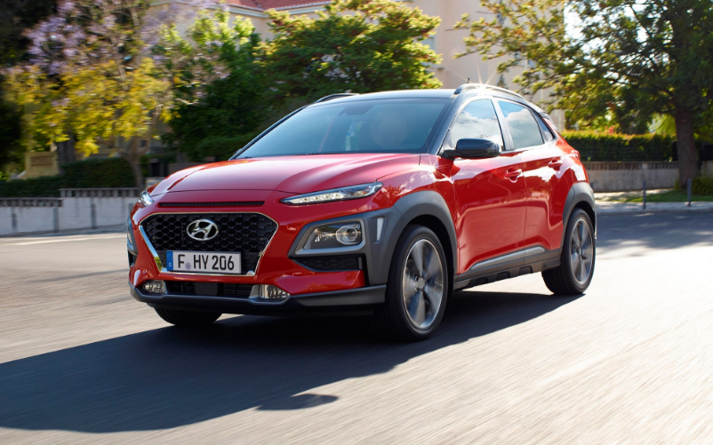 52 A Hyundai Kona 2020 Colors Ratings