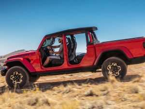 52 A Jeep Truck 2020 2 Door Images
