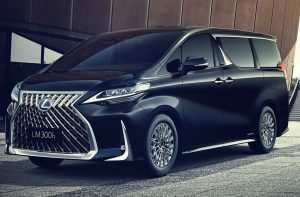 52 A Lexus Minivan 2020 Price Redesign and Review
