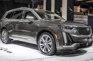 52 A Pictures Of 2020 Cadillac Xt6 Performance and New Engine