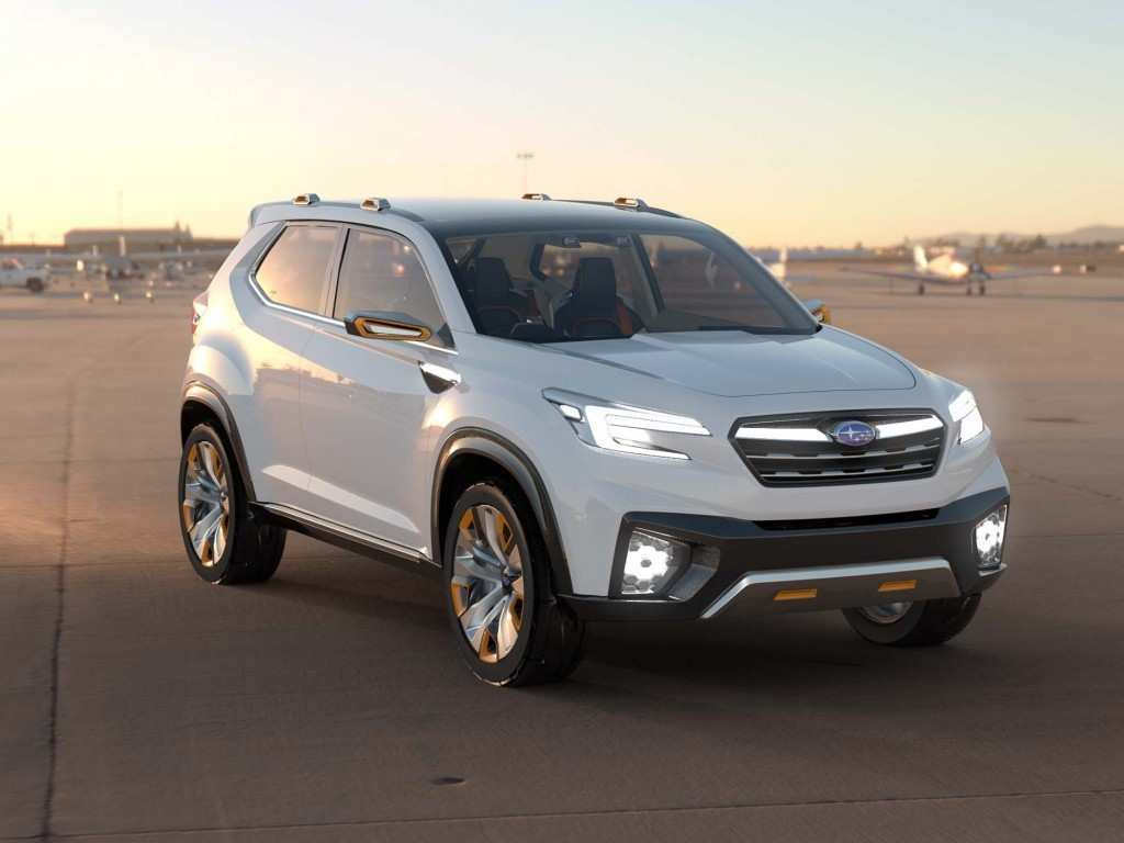 52 A Subaru Redesign 2019 Picture