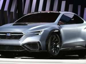 52 A Subaru Sti 2020 Release Date Price and Review