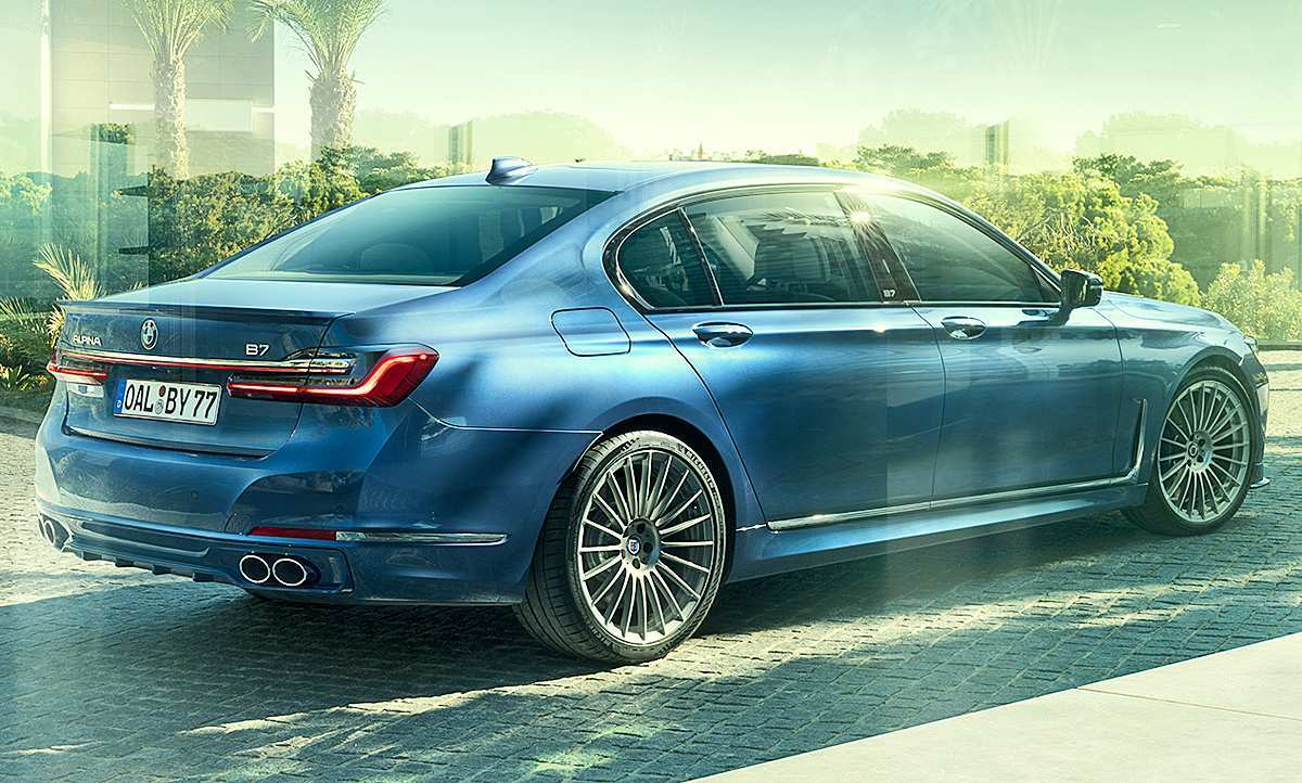 52 All New 2019 Bmw B7 Research New
